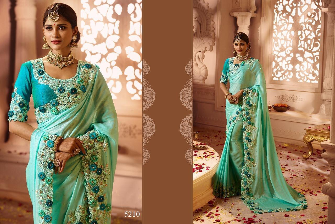 Partywear Heavy Designer Saree