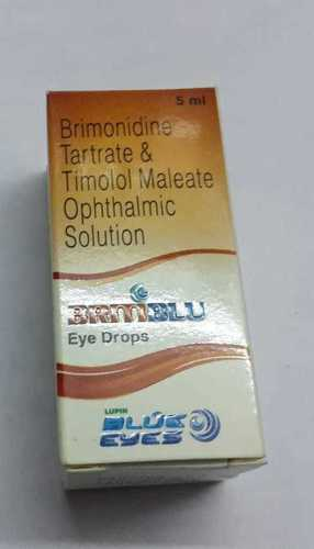 brimonidine tartrate timolol maleate