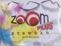 Zoom Eye Wear Safety Goggles
