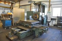 SCHARMANN FB 125 HORIZONTAL BORING MACHINE
