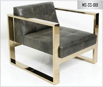 Mild Steel Sofa Set