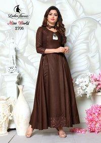 Heavy Look Gown