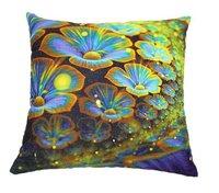 Floral Digital Print Cushion