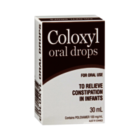 Coloxyl Oral Drops for Infants