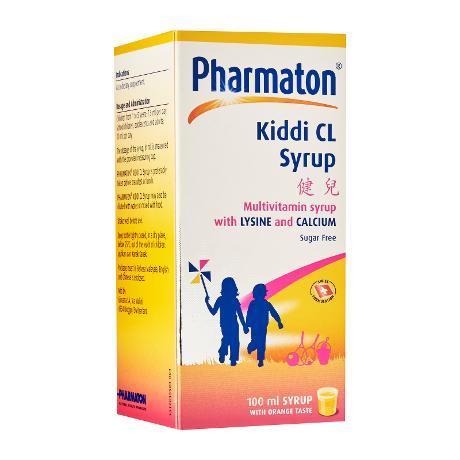 Pharmaton Kiddi Syrup