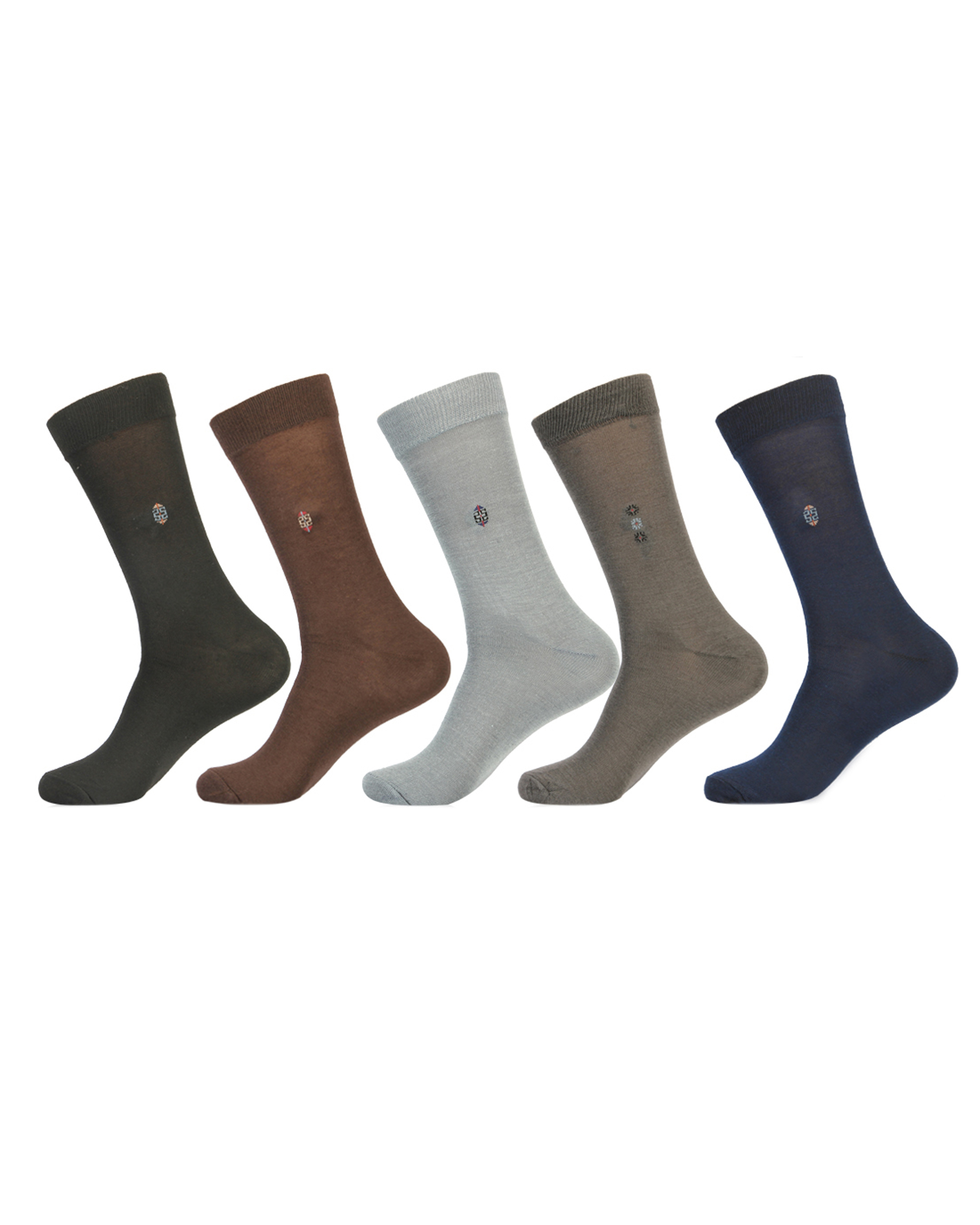 Director Centered Fine Weaved Elite Calf Socks