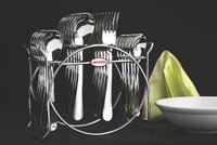 MODISH 25 PCS CUTLERY SET WITHOUT KNIVES