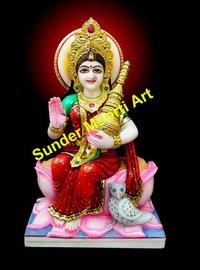Marble Lakkhi Mata Statue