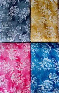 12 KG PRINTED RAYON FABRIC