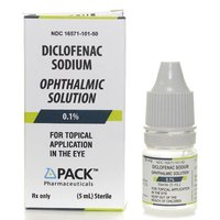 Diclofenac Eye Drops