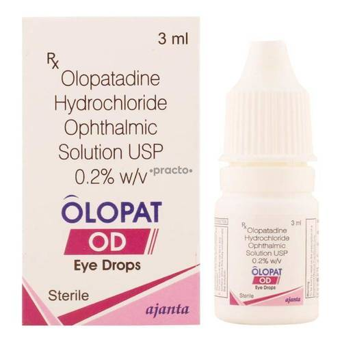 Olopatadine Eye Drops