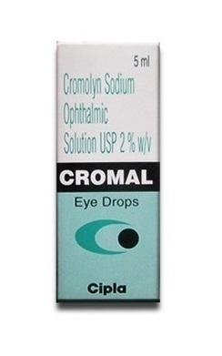 Sodium Cromoglycate Eye Drops