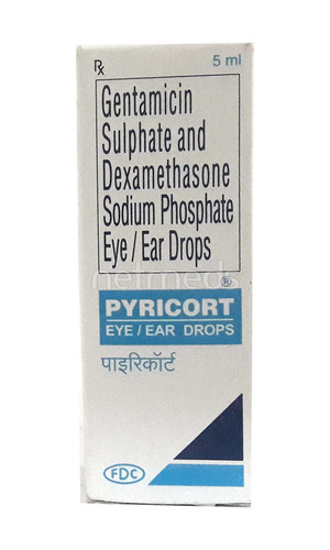 Gentamycin Dexamethasone Eye Drops