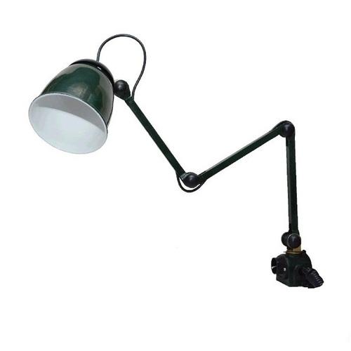 INDUSTRIAL MACHINE LAMP 3 ARM