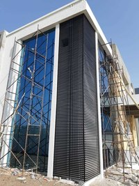 Glass Elevation Composite Panel