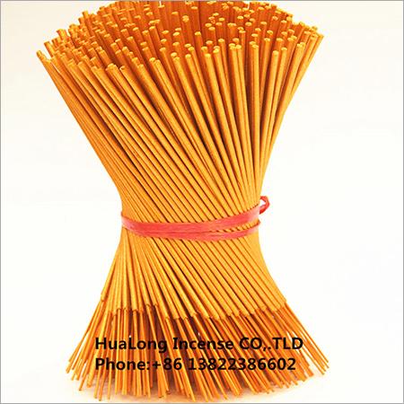metallic incense raw agarbatti