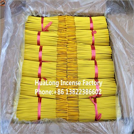 raw agarbatti colored incense