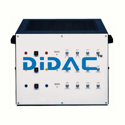 Portable Capacitive Load Bank