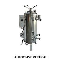 Vertical Autoclave Machine