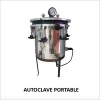 Portable Autoclave Machine