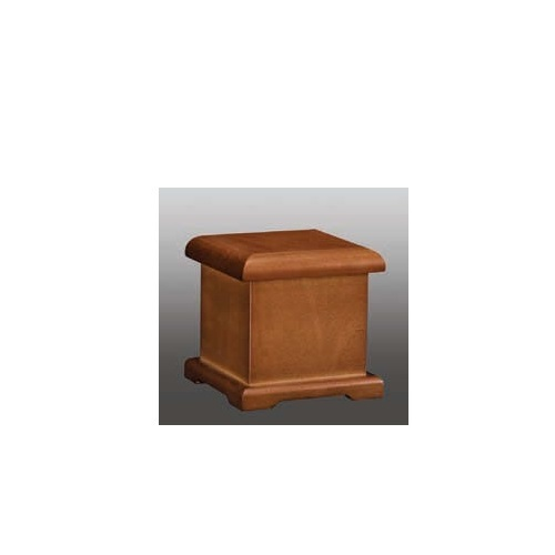Coronet II Token Wood Urn