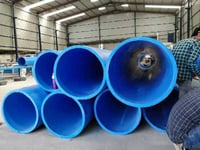 MDPE Pipes For Water Supply