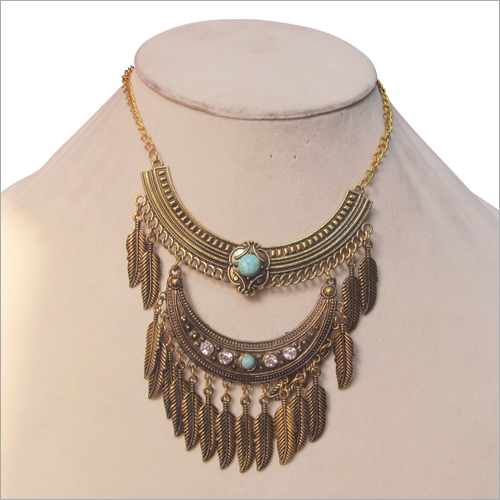 Artificial Gold Chain Necklace