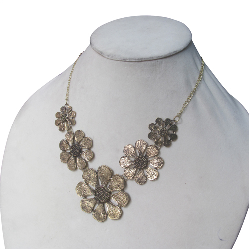 Antique Artificial Necklace