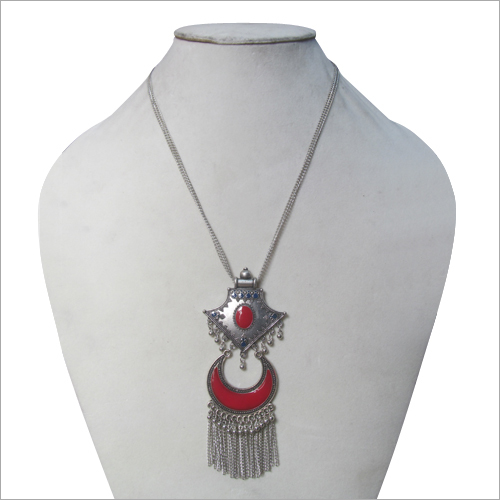 Ladies Antique Artificial Necklace