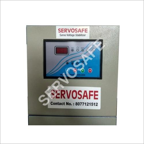 5 KVA Single Phase Air Cooled Servo Voltage Stabilizer