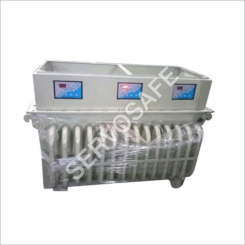 125 KVA Three Phase Oil Cooled Servo Voltage Stabilizer