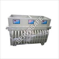 125 KVA Three Phase Oil Cooled Servo Voltage Stabilizer