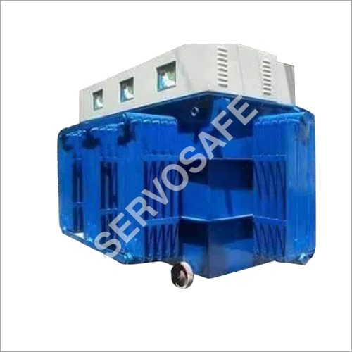 300 KVA Three Phase Oil Cooled Servo Voltage Stabilizer