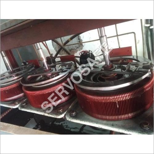 Servo Voltage Stabilizer with Isolation Transformer