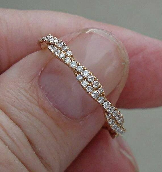 Diamond Gold Ring