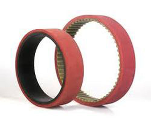 Rubber Coated Timing Belts