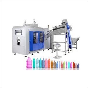 Fully Automatic Pet Bottle Blow Moulding Machine