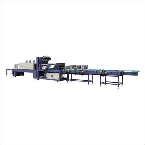 Multipack350a Automatic Linear Shrink Wrapping Packing Machine