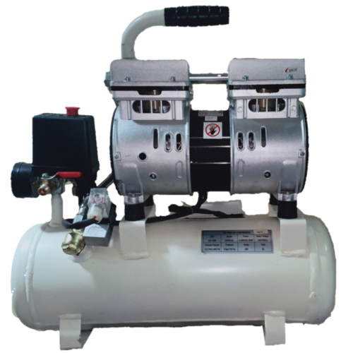 Oil Free Air Compressor TI- 8L