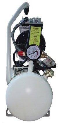Oil Free Air Compressor TI- 8L