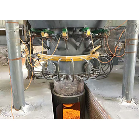 Equipment for Glass Beads Producing