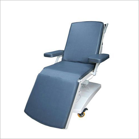 Remote Blood Donor Chair