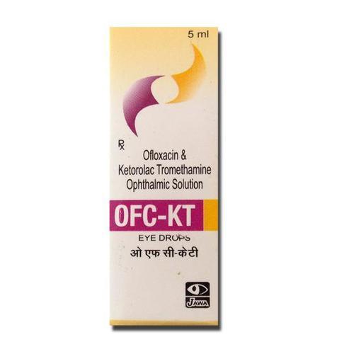 Ofloxacin Ketorolac Eye Drops