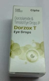 DORZOLAMIDE TIMOLOL EYE DROP