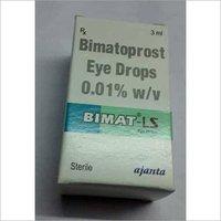 bimatoprost drop