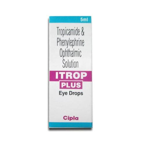 Tropicamide phenylephrine Eye Drops