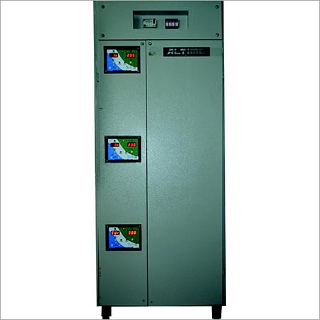 125KVA Servo Voltage Stabilizer