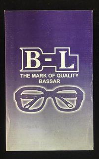 B-L Safety Googles