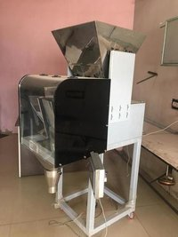 Pouch Packing Linear Weighing Machine