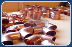 Fabricated Copper Rods